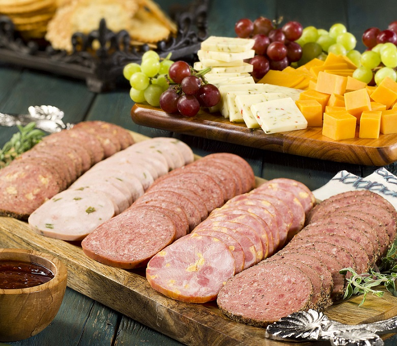 Meat & Cheese Party Box