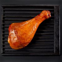 Giant Smoked Turkey Legs, 12 pc