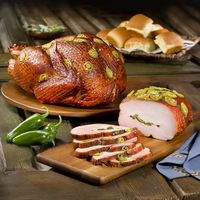 Smoked Jalapeno Turkey
